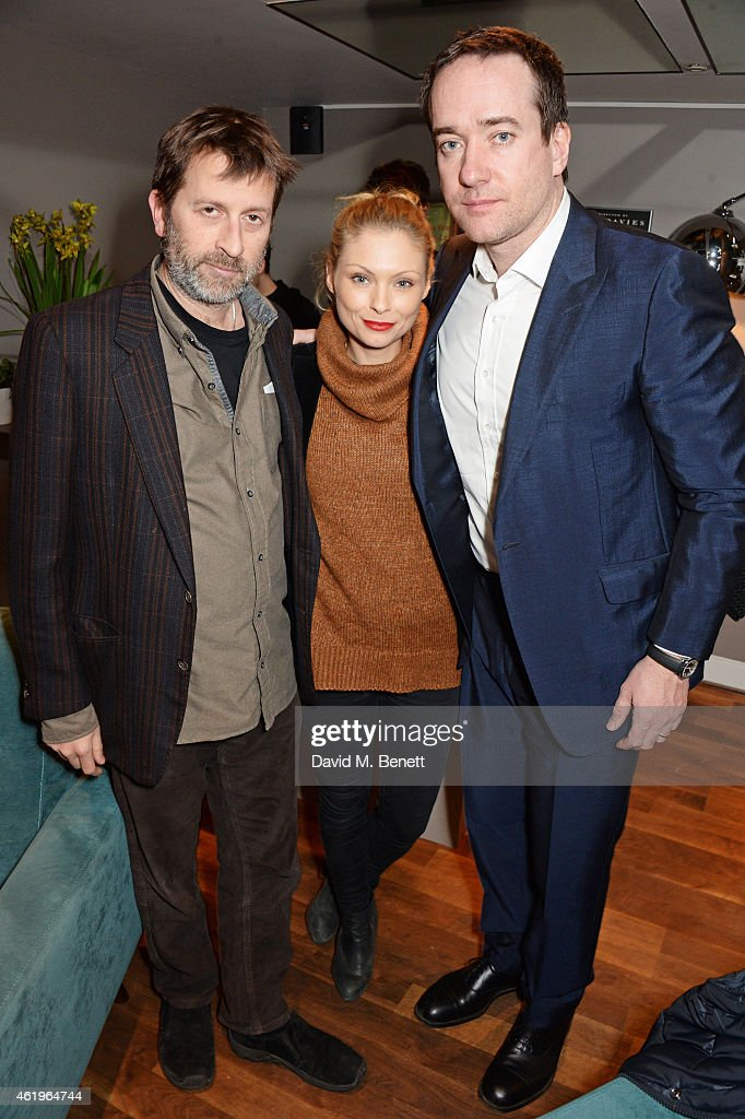 Director Ben Hopkins, MyAnna Buring and Matthew Macfadyen attend a screening of 'Lost In Karastan' during the 4th annual LOCO London Comedy Film Festival at BFI Southbank on January 22, 2015 in London, England.
