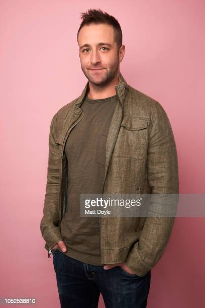 Director Ben Ketai of Sony Crackle's StartUp poses for a portrait during the 2018 Tribeca TV Festival on September 21 2018 in New York City