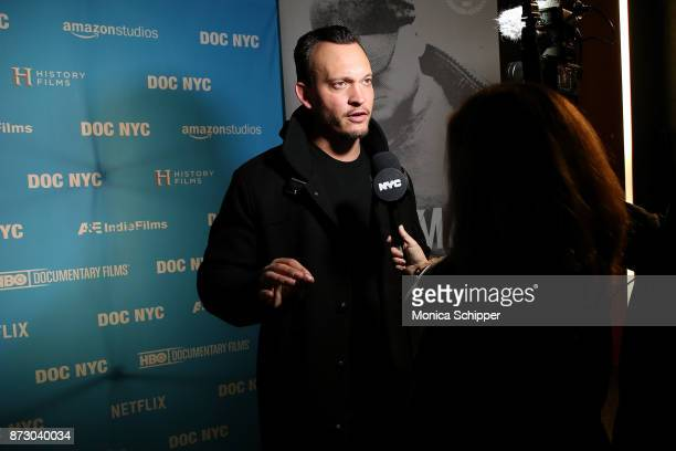 43234b8ecae Director Ben Patterson attends MADDMAN The Steve Madden Story DOC NYC  premiere at SVA Theater on