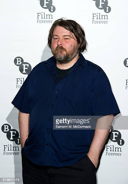 Director Ben Wheatley attends preview Screening of 'High Rise' at BFI Southbank on March 14 2016 in London England