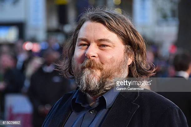 Director Ben Wheatley attends the 'Free Fire' Closing Night Gala screening during the 60th BFI London Film Festival at Odeon Leicester Square on...