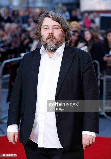 Director Ben Wheatley attends the HighRise Screening during the BFI London Film Festival at Odeon Leicester Square on October 9 2015 in London England