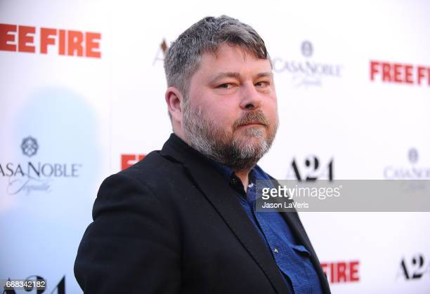 Director Ben Wheatley attends the premiere of 'Free Fire' at ArcLight Hollywood on April 13 2017 in Hollywood California