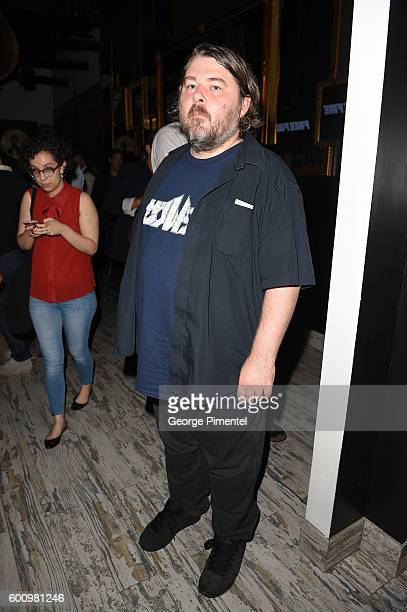 Director Ben Wheatley attends the PreScreening Event For 'Free Fire' CoHosted By Audi During The Toronto International Film Festival at Early Mercy...