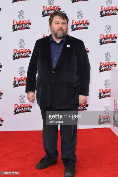 Director Ben Wheatley attends the THREE Empire awards at The Roundhouse on March 19 2017 in London England