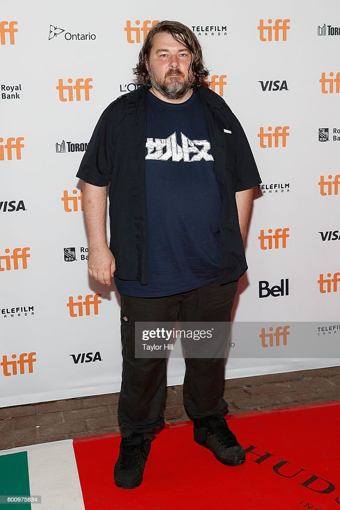 Director Ben Wheatley attends the world premiere of 'Free Fire' during the 2016 Toronto International Film Festival at Ryerson Theatre on September 7, 2016 in Toronto, Canada.
