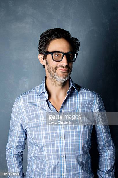 Director Ben Younger from the film 'Bleed For This' poses for a portraits at the Toronto International Film Festival for Los Angeles Times on...