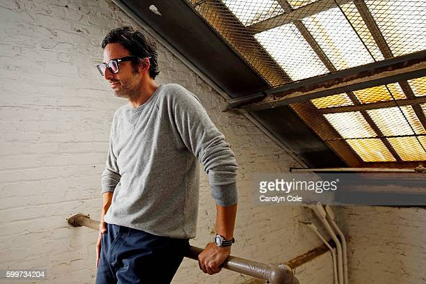 Director Ben Younger is photographed for Los Angeles Times on August 19, 2016 in Brooklyn, New York. PUBLISHED IMAGE. CREDIT MUST READ: Carolyn...