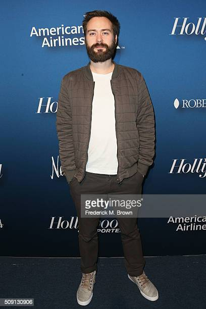 Director Benjamin Cleary attends The Hollywood Reporter's 4th Annual Nominees Night at Spago on February 8, 2016 in Beverly Hills, California.
