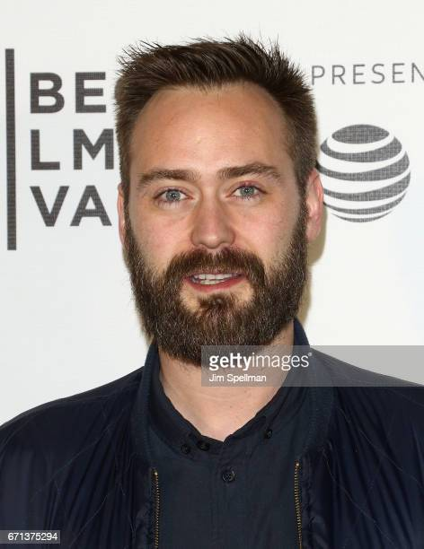 Director Benjamin Cleary attends the Shorts Program: Disconnected during the 2017 Tribeca Film Festival at Regal Battery Park Cinemas on April 21,...