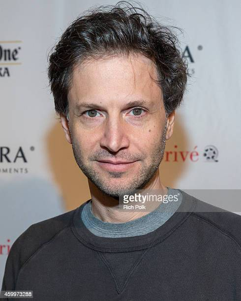 Director Bennett Miller attends cinema prive and PANDORA Jewelry host a special screening of 'Foxcatcher' featuring Ketel One vodka cocktails on...
