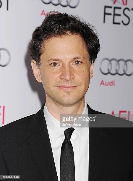 Director Bennett Miller attends the premiere of Sony Pictures Classics' 'Foxcatcher' during AFI FEST 2014 presented by Audi at Dolby Theatre on...