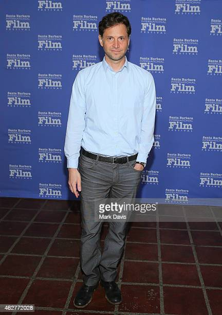Director Bennett Miller of 'Foxcatcher' attends the Outstanding Directors of the Year Award at the 30th Santa Barbara International Film Festival at...