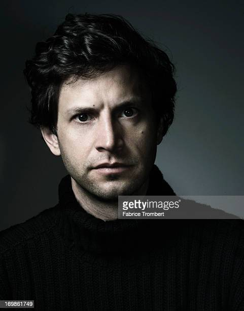 Director Bennett Miller photographed in June 2005 for Venice Magazine in New York City