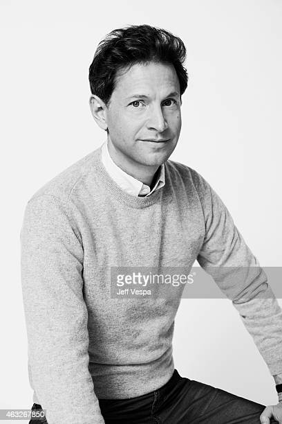 Director Bennett Miller poses for a portraits at the 87th Academy Awards Nominee Luncheon at the Beverly Hilton Hotel on February 2 2015 in Beverly...