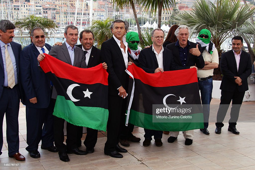 """Le Serment de Tobrouk"" Photocall - 65th Annual Cannes Film Festival : News Photo"