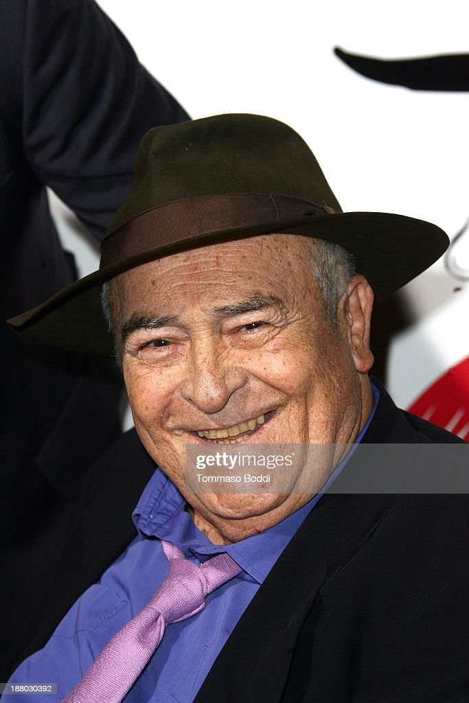 Director Bernardo Bertolucci attends the Luce Cinecitta' and the American Cinematheque in collaboration with AFI FEST present Cinema Italian Style opening night held at the Egyptian Theatre on November 14, 2013 in Hollywood, California.