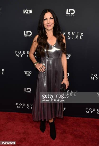 Director Bethany Ashton Wolf attends the premiere of Roadside Attractions' 'Forever My Girl' at The London West Hollywood on January 16 2018 in West...