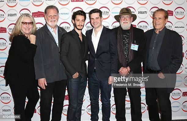 Director Betty Thomas director/DGA board member Taylor Hackford actor Pierre Niney writer/director Yann Gozlan writer/director/producer Jeremy Kagan...