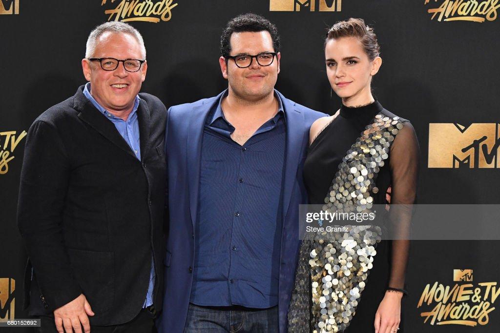 2017 MTV Movie And TV Awards - Press Room : News Photo
