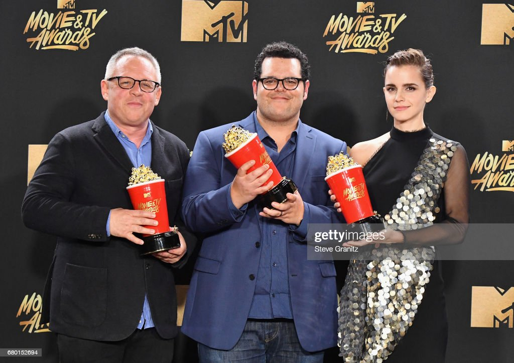 2017 MTV Movie And TV Awards - Press Room : News Photo