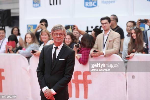 Director Bille August attends the '55 Steps' premiere during the 2017 Toronto International Film Festival at Roy Thomson Hall on September 15 2017 in...