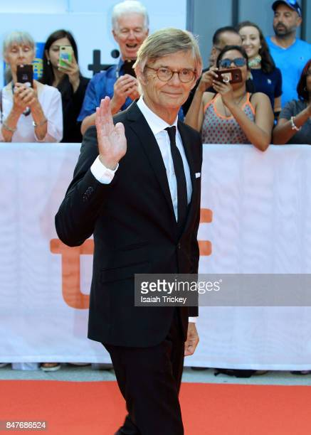 Director Bille August attends the '55 Steps' World Premiere during the 2017 Toronto International Film Festival at Roy Thomson Hall on September 15...