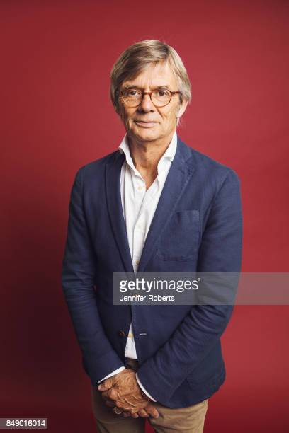 Director Bille August of '55 Steps is photographed at the 2017 Toronto Film Festival on September 16 2017 in Toronto Ontario