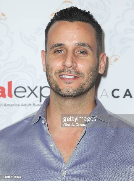Director Billy Sorrentino arrives for the premiere of Gravitas Ventures' 'A Cam Life' held at Regal Cinemas LA Live on April 19 2019 in Los Angeles...