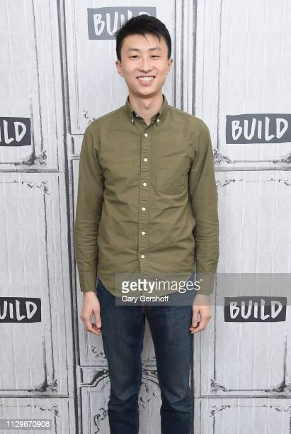 Director Bing Liu visits the Build Series to discuss the documentary film 'Minding the Gap' at Build Studio on February 14 2019 in New York City