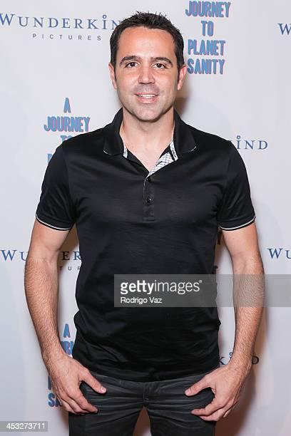 Director Blake Freeman attends 'A Journey To Planet Sanity' Los Angeles Premiere at Laemmle Monica 4Plex on December 2 2013 in Santa Monica California