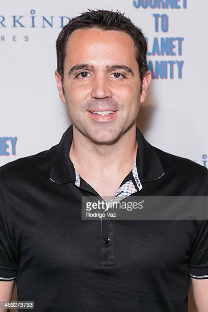 Director Blake Freeman attends A Journey To Planet Sanity Los Angeles Premiere at Laemmle Monica 4Plex on December 2 2013 in Santa Monica California
