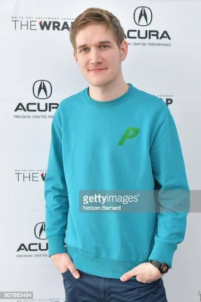 Director Bo Burnham of 'Eighth Grade' attends the Acura Studio at Sundance Film Festival 2018 on January 20 2018 in Park City Utah