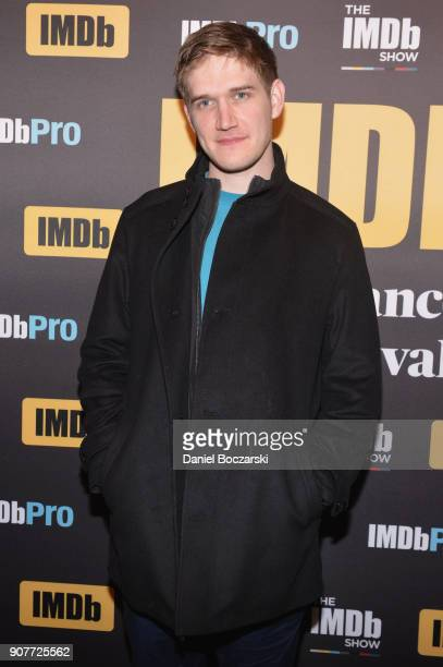 Director Bo Burnham of 'Eighth Grade' attends The IMDb Studio and The IMDb Show on Location at The Sundance Film Festival on January 20 2018 in Park...