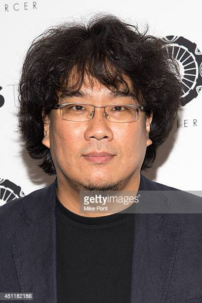 Director Bong Joon Ho attends the Snowpiercer premiere at The Museum of Modern Art on June 24 2014 in New York City