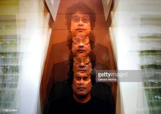 Director Bong Joonho is photographed for Los Angeles Times on October 1 2019 in Beverly Hills California PUBLISHED IMAGE CREDIT MUST READ Genaro...