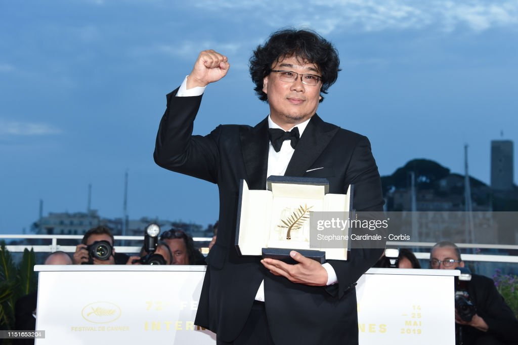 Palme D'Or Winner Photocall - The 72nd Annual Cannes Film Festival : News Photo