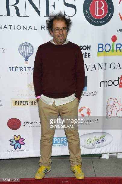 Director Bourlem Guerdgou attends the Barnes Los Angeles afterparty at COLCOA A Week Of French Film Premieres In Hollywood on April 27 in Beverly...