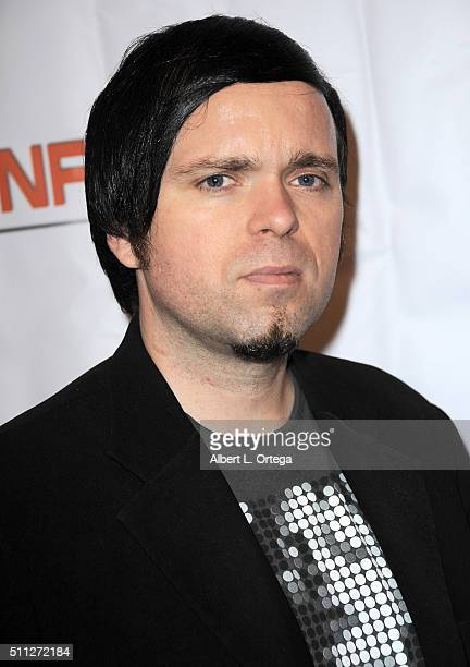 Director Brandon Slagle arrives for the InfoList PreOscar Soiree And Birthday Party for Jeff Gund held at OHM Nightclub on February 18 2016 in...
