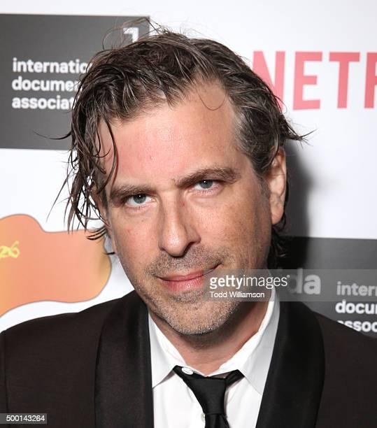 Director Brett Morgen attends the 2015 IDA Awards at Paramount Studios on December 5 2015 in Hollywood California