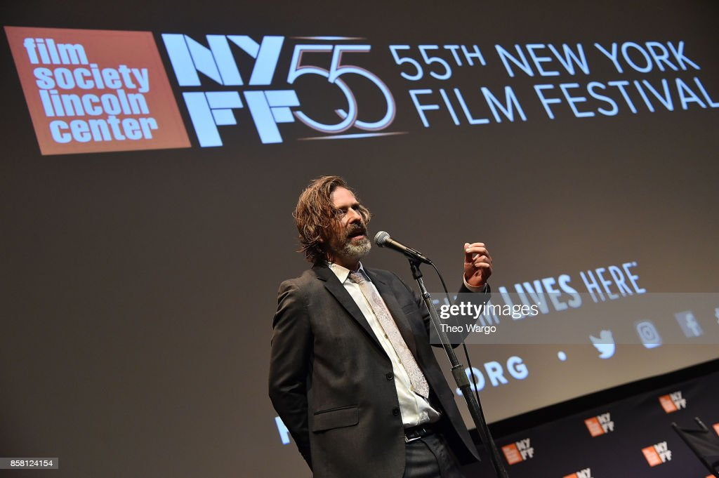 Director Brett Morgen attends the 55th New York Film Festival - 'Jane' at The Film Society of Lincoln Center, Walter Reade Theatre on October 5, 2017 in New York City.