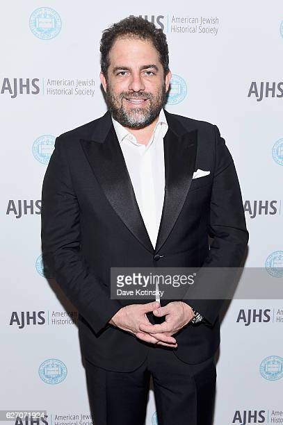 Director Brett Ratner attends the 2016 AJHS Emma Lazarus Statue Of Liberty Award Dinner - Inside at The Roosevelt Hotel on December 1, 2016 in New...