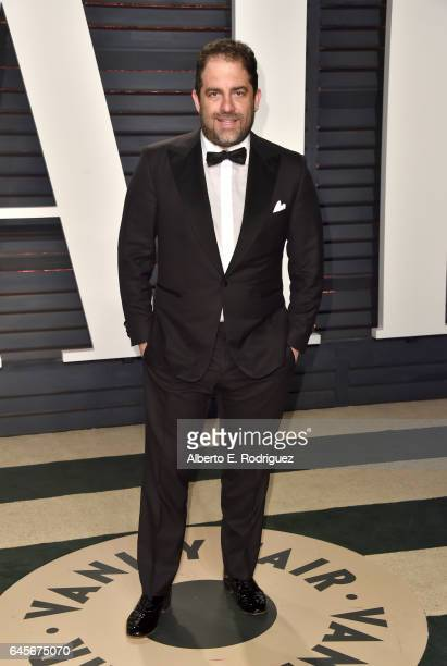 Director Brett Ratner attends the 2017 Vanity Fair Oscar Party hosted by Graydon Carter at Wallis Annenberg Center for the Performing Arts on...