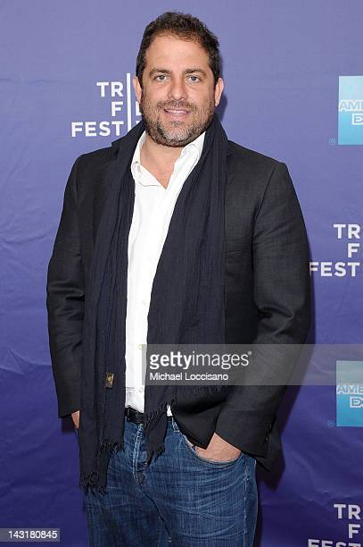 Director Brett Ratner attends the Film And Brands Tribeca Talks Industry Panel during the 2012 Tribeca Film Festival at the School of Visual Arts...
