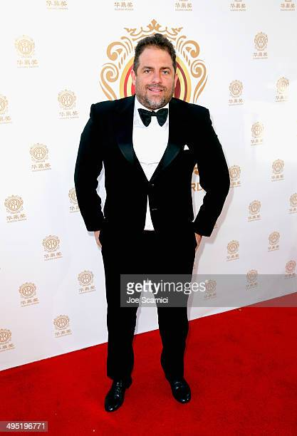 Director Brett Ratner attends the Huading Film Awards on June 1 2014 at Ricardo Montalban Theatre in Los Angeles California Huading Film Awards is...