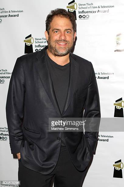 Director Brett Ratner attends the Steve Tisch School Of Film And Television At TAU 1st Annual Influencer Award Reception at Sony Studios on September...