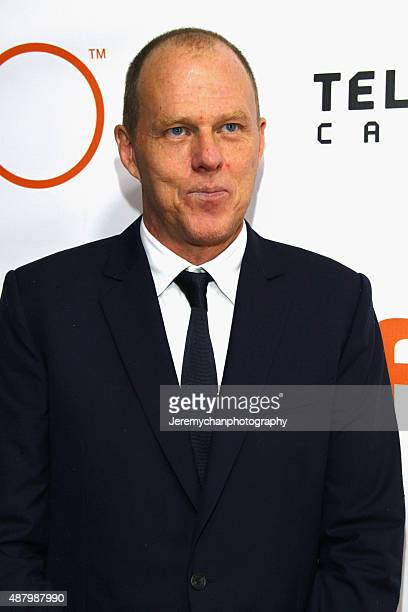 Director Brian Helgeland attends the Legend premiere during the 2015 Toronto International Film Festival held at Roy Thomson Hall on September 12...