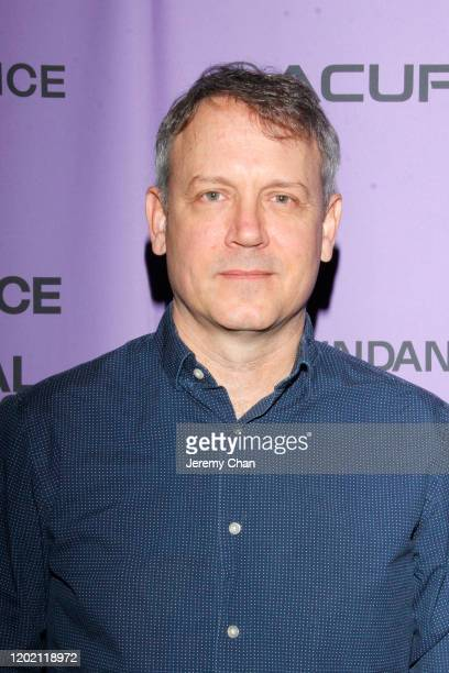 Director Brian Knappenberger attends the 2020 Sundance Film Festival Documentary Shorts Program 2 at Temple Theater on January 26 2020 in Park City...