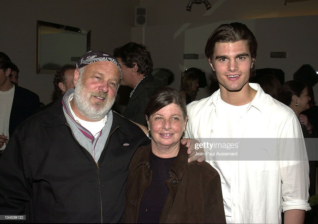 Director Bruce Weber, producer Nan Bush & Peter Johnson