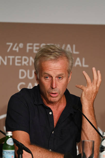 """FRA: """"France"""" Press Conference - The 74th Annual Cannes Film Festival"""
